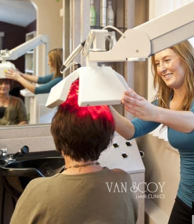 laser hair loss treatment cleveland columbus ohio