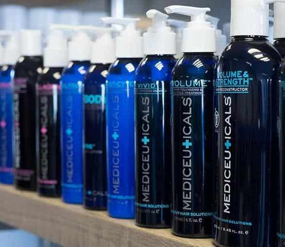 hair regrowth products clinic doctor ohio